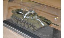 Наши Танки. №28 Т-55, журнальная серия масштабных моделей, scale43