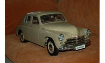 ГАЗ-М20 Победа, масштабная модель, 1:8, 1/8, Start Scale Models (SSM)