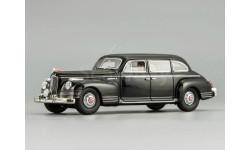 Dip Models. ЗИС-115Б (Автомобиль И.В.Сталина) 1947 черный, масштабная модель, scale43