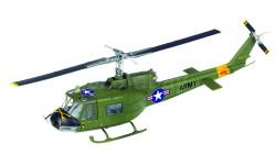 Deagostini. Военные вертолеты Выпуск 3 BELL UH-1 'IROQUOIS' (США)