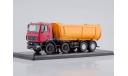 SSM. МАЗ-6516 самосвал, U-образный кузов, масштабная модель, 1:43, 1/43, Start Scale Models (SSM)