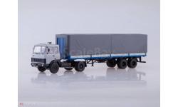 АИСТ. МАЗ-5432 с полуприцепом МАЗ-93971
