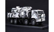 SSM. КАМАЗ-6560 ЗРПК 96К6 (Панцирь-С1) камуфляж Арктика, масштабная модель, Start Scale Models (SSM), scale43