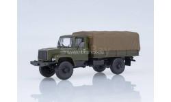 Наши грузовики. Газ- 3308 №21, масштабная модель, scale43