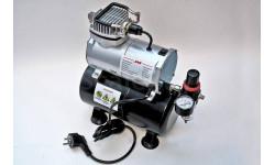 Компрессор jas 1203, инструменты для моделизма, расходные материалы для моделизма