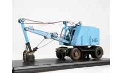 ModelPro. Экскаватор-255 синий
