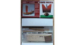Модель корабля, Egyptian ship масштаб 1:50, сборные модели кораблей, флота, Amati, scale50