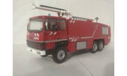 Модель Thomas VMA 72 Armee de l'air Fire Truck, масштабная модель, Hachette, scale43