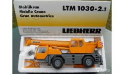 кран liebherr  ltm 1030-2.1, масштабная модель, 1:50, 1/50, CONRAD