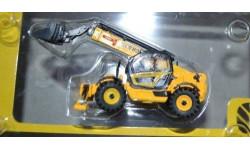 Масштабная модельScale 1:87 - New Holland LM1745 – MAQ006 погрузчик трактор, масштабная модель, 1/87, Motorart
