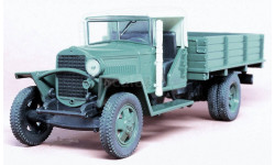 ГАЗ-ММ-В. Автолегенды СССР № 219
