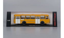 ЛиАЗ-677М (1983 г.) капот доработан