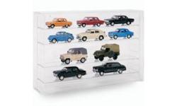 Стеллаж для моделей легковых авто 'Автолегенды СССР'