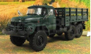 ЗиЛ-131 бортовой (зеленый), масштабная модель, 1:43, 1/43, Автоистория (АИСТ)