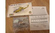 Cobra AH-1G, сборные модели авиации, scale72