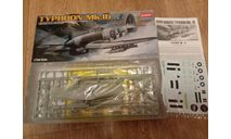 Typhoon Mk, сборные модели авиации, scale72