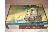 Санта Мария, сборные модели кораблей, флота, scale0
