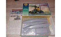 Броненосец Князь Суворов, сборные модели кораблей, флота, scale0