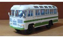 Автобус ПАЗ 3201 (доработан), масштабная модель, Советский Автобус, scale43