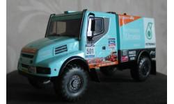 Iveco Powerstar Dakar, масштабная модель, IXO, 1:43, 1/43