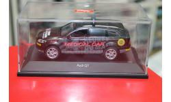 AUDI Q7 Medecal Car без бумажной коробки 1:43  Schuco  возможен обмен, масштабная модель, 1/43
