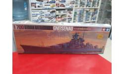 77520 German Battlecruiser GNEISENAU 1:700  Tamiya возможен обмен, сборные модели кораблей, флота, scale0
