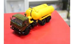 КО-505 на шасси КАМАЗ-53213 1:43 Автоистория  возможен обмен, масштабная модель, Кировец, Автоистория (АИСТ), scale43