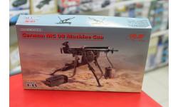 35710 Германский пулемет MG 08 1:35 ICM возможен обмен, миниатюры, фигуры, 1/35