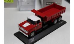 Dodge D 950, red/white, 1974, Dumper 1:43 WhiteBox возможен обмен