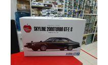 06108 Nissan Skyline HT 2000 Turbo KHGC211 GT-E・S '81 1:24 Aoshima возможен обмен, масштабная модель, Toyota, scale24