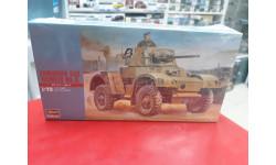 31124 Armoured Car Daimler Mk. II 1:72 Hasegawa возможен обмен, сборные модели бронетехники, танков, бтт, scale72