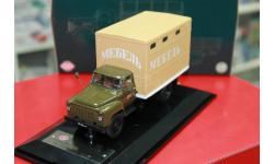 Горьковский автомобиль фургон для перевозки мебели ГЗСА-893А 1968г. 1:43 DIP возможен обмен, масштабная модель, 1/43, DiP Models