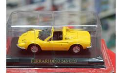 Ferrari Dino 246 GTS 1:43 GeFabbri возможен обмен, масштабная модель, Ferrari Collection (Ge Fabbri), scale43