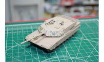 Боевые Машины Мира №1 - M1 Абрамс  1:72   возможен обмен, масштабные модели бронетехники, 1/72