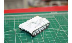 Русские танки №51 Т-70 1:72   возможен обмен, масштабные модели бронетехники, scale72