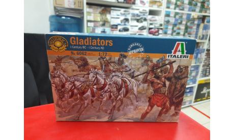 6062  Gladiators 1:72 Italeri Возможен обмен, миниатюры, фигуры, scale0