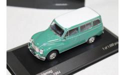 DKW Vemag Vemaguet, green/white 1964 1:43 Whetebox  возможен обмен