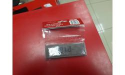 4636 Набор шлифовальной сетки на липучке, P150, P180, P240, 30x90 мм, 6 шт JAS  Возможен обмен