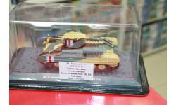 Танки. Легенды Отечественной бронетехники №16, Mk III. Valentine 1:43  возможен обмен, масштабная модель, scale43