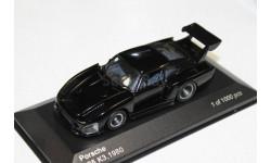 Porsche 935 K3, black, 1980 1:43 WhiteBox возможен обмен