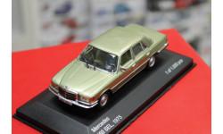 Мercedes-Benz 450 SEL (W116) 1975 ,WhiteBox 1:43 возможен обмен, масштабная модель, 1/43