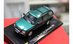 Chevrolet Blazer 2nd Generation 1:43 Altaya Возможен обмен