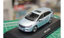 Opel Astra K Sports Tourer 1:43 iScale возможен обмен, масштабная модель, scale43