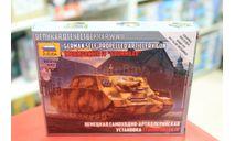 6244 Sturmpanzer IV 1:100  Звезда возможен обмен, сборные модели бронетехники, танков, бтт, 1/100