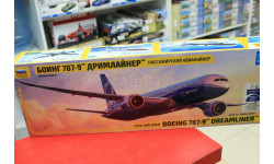7021 авиалайнер Боинг 787-9 1:144 Звезда Возможен обмен, сборные модели авиации, 1/144