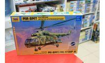 7253 Вертолет Ми-17 1:72 Звезда Возможен обмен, сборные модели авиации, scale72