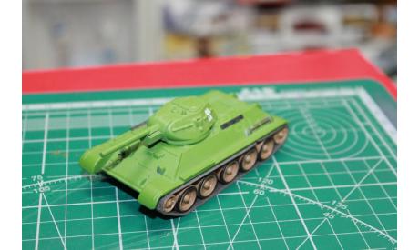 Русские танки №6 Т-34/76 1:72 возможен обмен, масштабные модели бронетехники, КВ, 1/72