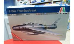 2682ИТ Самолет F-84F Thunderstreak 1:48 Italeri Возможен обмен