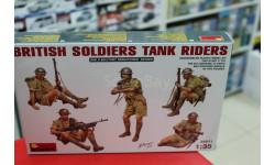 35071 Британские танкисты 1:35 Miniart возможен обмен, миниатюры, фигуры, scale35