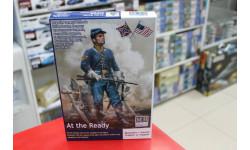 35197 На страже. Серия Гражданской войны в США 1:35 MasterBox возможен обмен, миниатюры, фигуры, Master Box, scale35